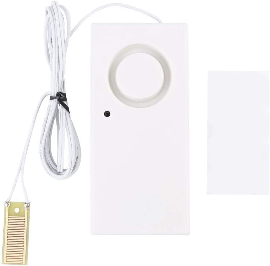 Unibell Water Overflow Sensor Leakage Detector Outlet ☆ Free Shipping Selling Alarm 120dB