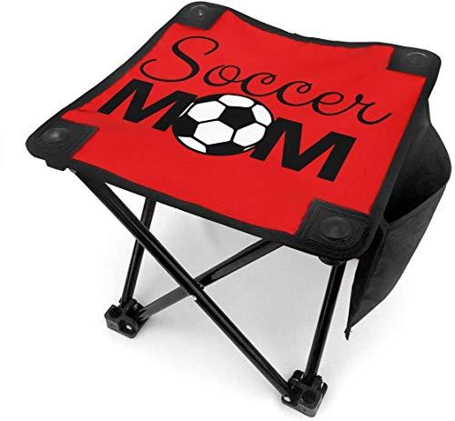 123456789 Klapp Camping Hocker Soccer Mom Leichte Outdoor Stühle Camping Sitz mit Tragetasche