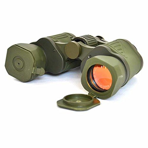 WYJRZ-Fernrohr 10×50 Russische Militärferngläser Hochleistungs-Ferngläser Mit Hoher Auflösung