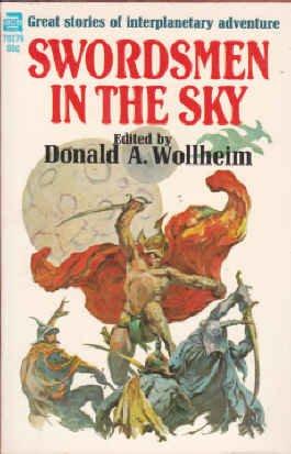 Swordsmen in the Sky (Ace #79276)