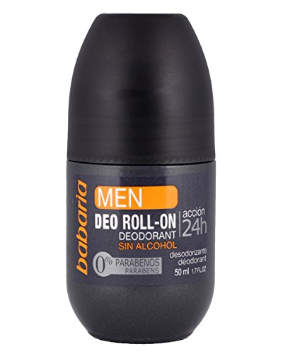 MEN DEODORANT ROLL ON ALCOHOLVRIJ ACTIE 24H 50ML