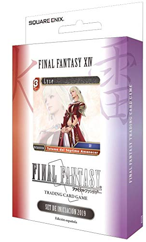 Final Fantasy TCG Unidad Mazo OP 8 FF XIV