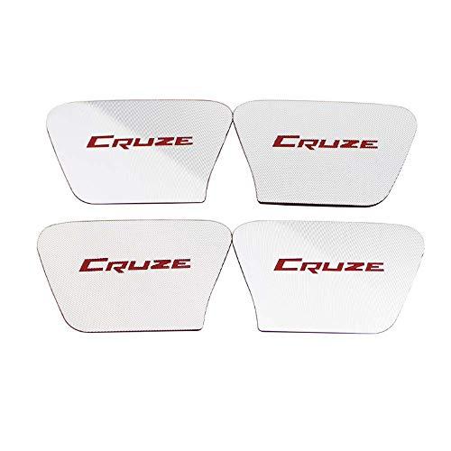 Binnen deur kom sticker voor Cruze binnendeurgrepen accessoires 2009-2013