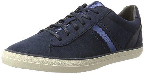 ESPRIT Damen Miana LU Sneaker, Blau (Navy), 42 EU