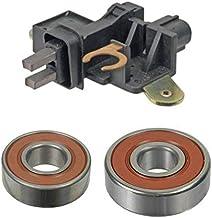 Wrangler; Brush Holder Alternator Rebuild Kit for 2008-2010 Chrysler Town /& Country Brushes 11295RK Dodge Caravan Bearings