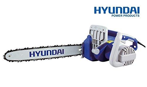 elettrosega hyundai Elettrosega/Motosega elettrica 2000W Lama 40cm Hyundai - 35360