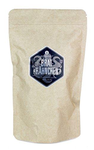 Brathähnchen Gewürz, 250gr im aromadichten Beutel