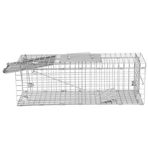 Trampa de Captura de Ratones, Animal Vivo Humano, roedor, Rata, Trampa para plagas, Jaula, Liebre, Ratones, Captura Segura para pájaros