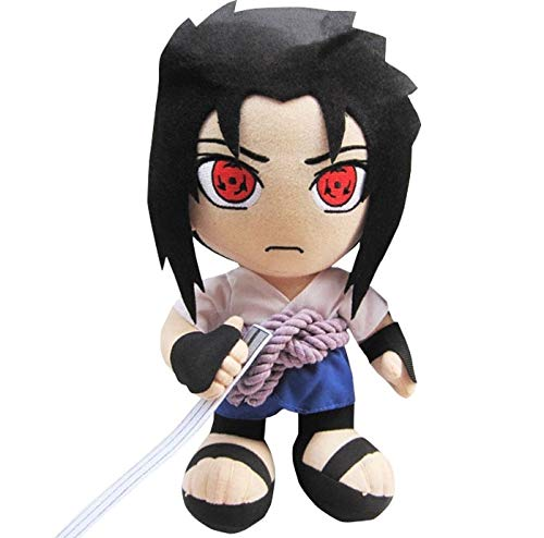 xinyawl Juguete de Peluche 30 Cm Anime Naruto Uchiha Itachi