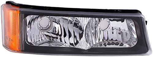 Dorman 1630066 Front Passenger Side Turn Signal / Parking Light Assembly for Select Chevrolet Models