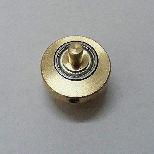 Ssg 1pcs Machine rotative Tattoo pratique Gun Liner Laiton Cam Cam Roue de remplacement Bronze Roulements Accessoires Pièces Nouveau