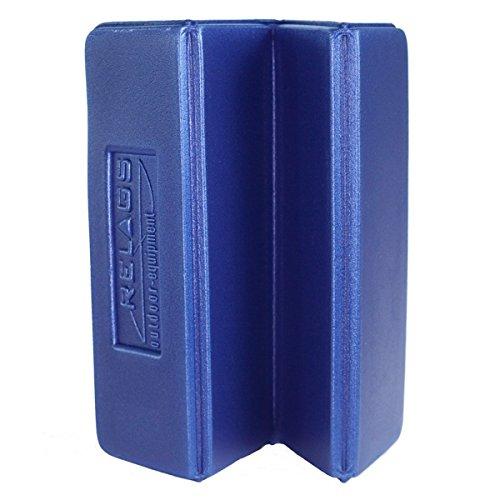 Relags Sitzkissen, PE 28 x 35 x 0, 8 cm, blau