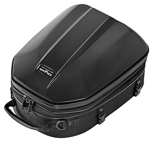 タナックス MOTOFIZZ シェル シートバッグ GT/ブラック (容量14-18?) MFK-240