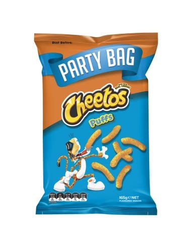 Cheetos Puffs 165g