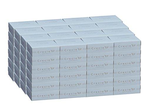 日本製紙クレシア クレシアEF ティシュー ハーフW 2枚重ね 50組 [9101]