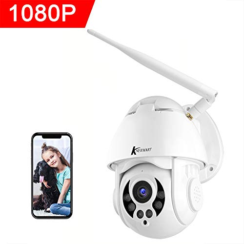 cámara ip wifi exterior motorizada Pan Tilt de vigilancia HD 720P IP Camera Visión Nocturna IR Cut
