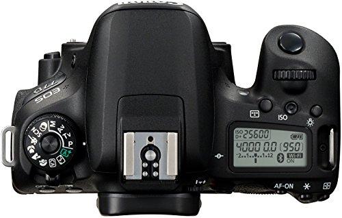 Canon EOS 77D Body (USA Model)