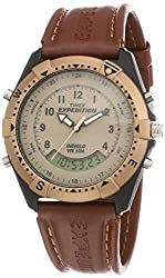 Timex Expedition Analog-Digital Beige Dial Men's Watch - MF13,Timex,MF13