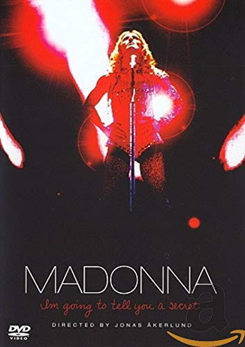 Madonna - I Am Going To Tell You A Secret (+ CD) [2 DVDs]