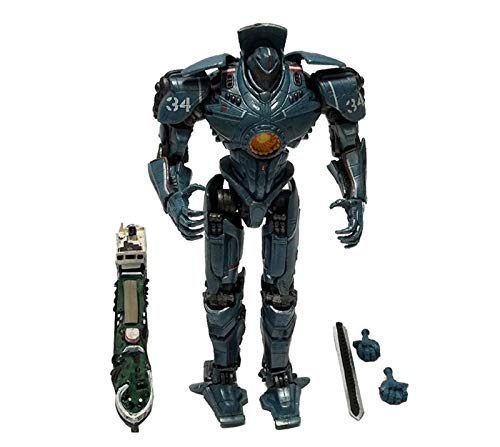 Pieceng Movie Pacific Rim Series:Gipsy Danger 7' Deluxe Action Figure Toys for Kids