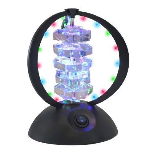 LumiSource LS-DISCOPL HEX Disco Crystal Hex