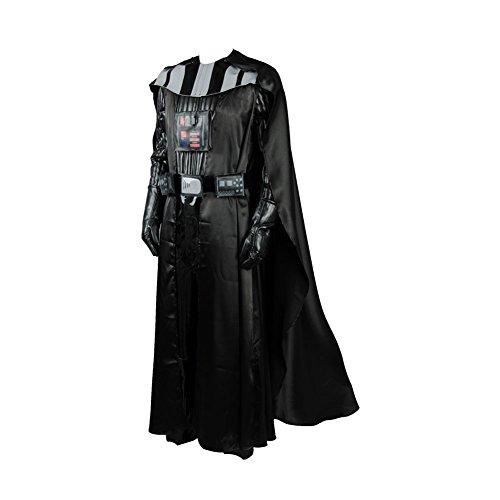 xiemushop Costume Cosplay per Adulti Set di Abbigliamento Cosplay da Uomo Vestiti Costume per Adulti, L