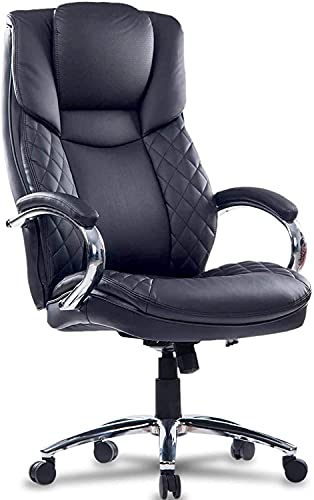 LCH High Back Bonded Leather Executive Office Chair