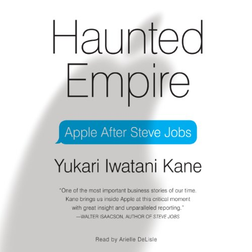 Haunted Empire audiobook cover art