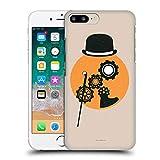 Head Case Designs Oficial A Clockwork Orange Ultraviolence Key Art Carcasa rígida Compatible con Apple iPhone 7 Plus/iPhone 8 Plus
