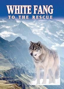 DVD White Fang To the Rescue Book