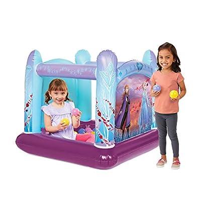 Disney Frozen Frozen 2 Ball Pit Playland, 1 Inflatable & 20 Soft-Flex Balls