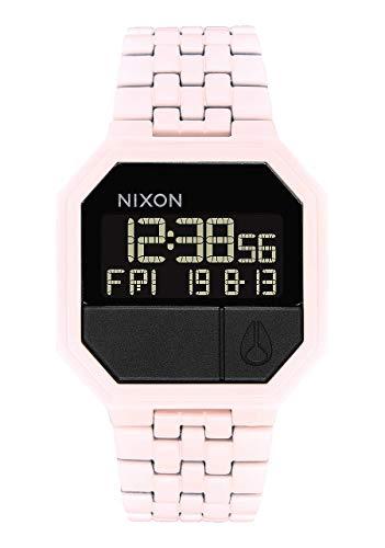 Nixon Reloj Hombre de Digital con Correa en Acero Inoxidable A158-3164-00