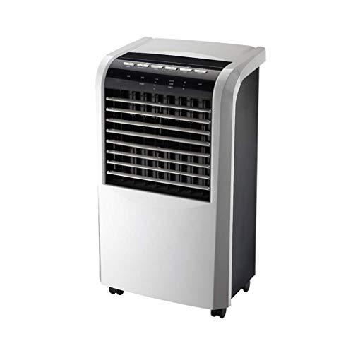 LIXFDJ condizionatore d Aria Piatto, Senza Ventola del tu Summer Air Rechers Condizionatore Compatto, 3 Tipo di Raffreddamento evaporativo, purificatore e umidificatore, Dispositivo di raffredd