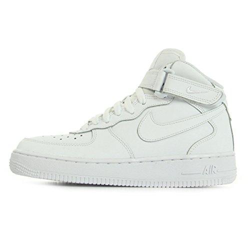 Nike - Scarpe da ragazzo, 653998-001 653998-001, Bianco (bianco), 36.5 EU