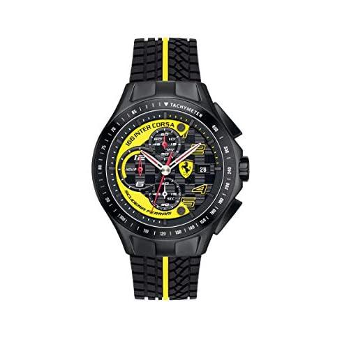 Orologio da uomo Scuderia Ferrari 0830078