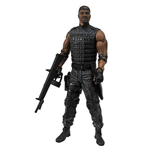 Expendables 2 Series 1 Hale Caesar (Terry Crews) Action Figure