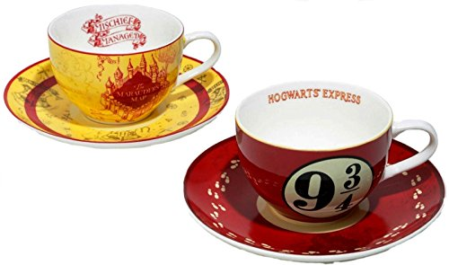 Harry Potter Tea Cup Set
