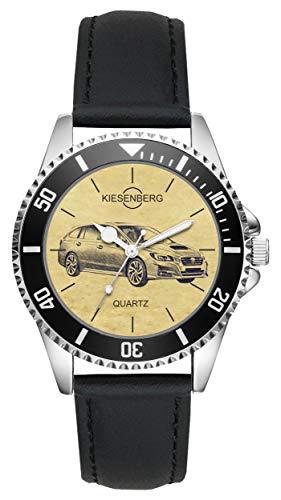 KIESENBERG Uhr - Geschenke für Subaru Levorg Fan Uhr L-5224