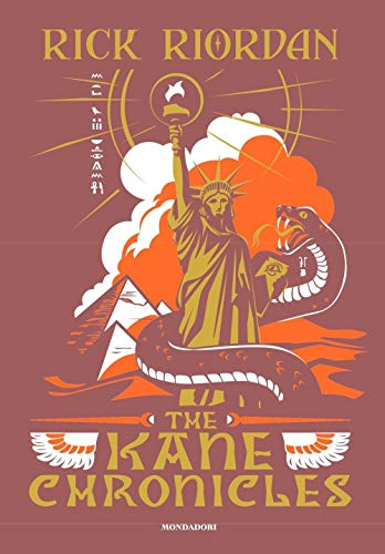 The Kane Chronicles. La saga completa