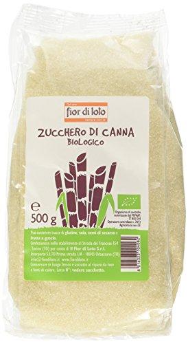 Fior di Loto Zucchero di Canna - 500 gr