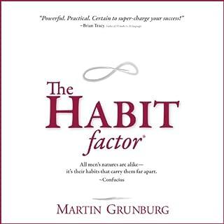 The Habit Factor audiobook cover art