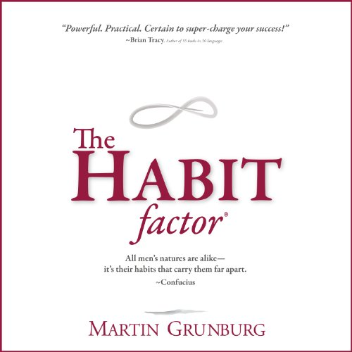 The Habit Factor audiobook cover art