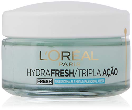 LOreal Paris Dermo Expertise Tratamiento Triple Activa gel Mixta - 50 ml