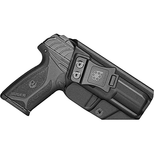 Amberide IWB Holster Compatible with Ruger Security 9 Pistol...