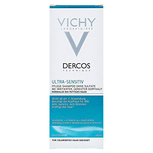 Vichy Dercos Ultra Soothing Shampoo 200ml