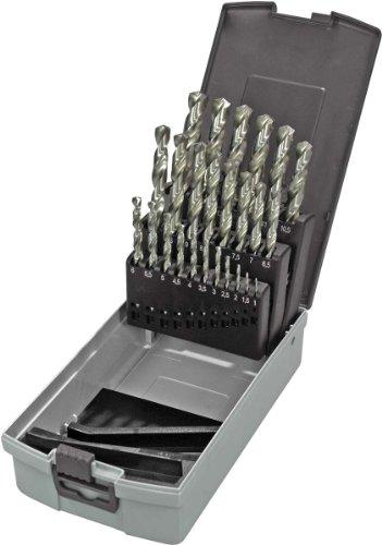Keil Metal-Bohrer HSS DIN 338,geschliffen, Split Point, verschiedene Durchmesser