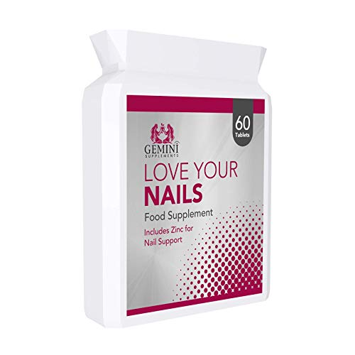 Ultimate Perfect Nail Supplement For Maximum Strength And Healthy Nails Removes Ridges And Aids With Brittle Nails