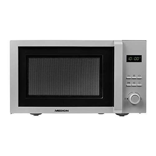 MEDION MD18689 Microondas y grill , 23 litros, 5 niveles de