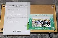競馬 ソダシ 札幌2歳S レース写真あなたのメモリアルホースレース写真+クリアファイル 懸賞