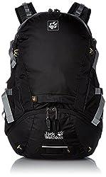 Jack Wolfskin cycling backpack Moab Jam 30, black, 53 x 34 x 13 cm, 30 liters, 2002292-6000